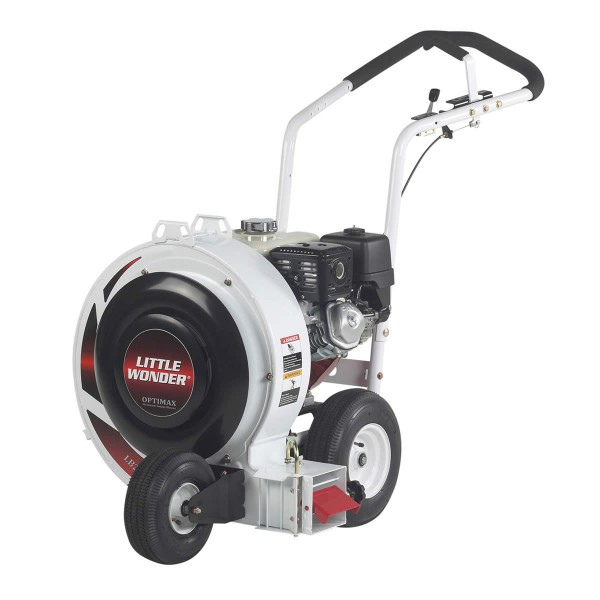 Little Wonder 570cc Vanguard Briggs and Stratton Walkbehind Optimax Push Blower 9570-04-01