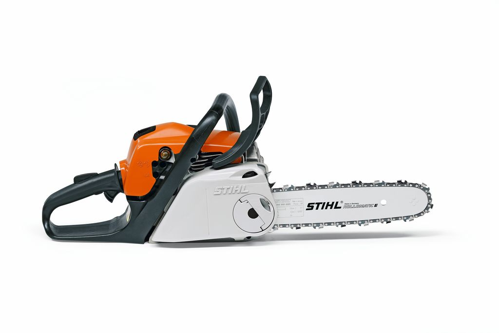 "Stihl MS 181 C-BE Chainsaw with Easy2Start System, Low Emissions 31.8cc 16"" bar"