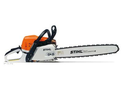 "STIHL MS362C-MVW Professional Chainsaw with heated handles and carburetor 59.0cc 16"" bar"