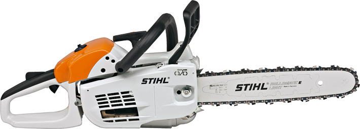 STIHL MS 201 Rear Handle Arborist Chainsaw 35.2cc