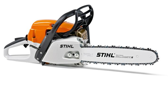 "STIHL MS 261 C-M Chainsaw with M-Tronic 50.2cc 16"" bar"