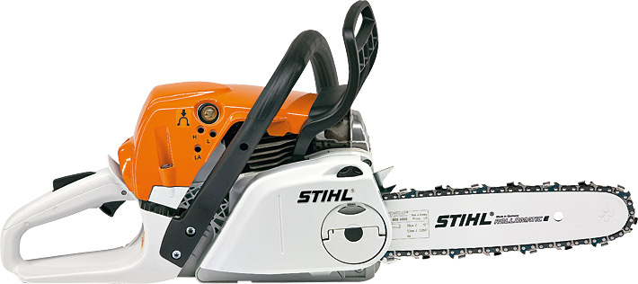 "STIHL MS 251 C-BE Chainsaw with 16"" bar and Easy2Start System 45.4cc"