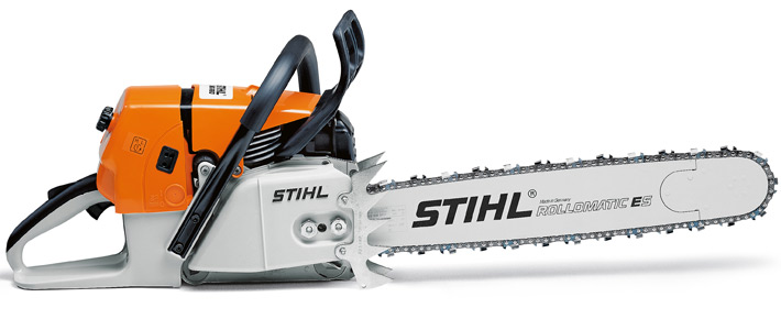 "STIHL MS 661 C-M Magnum High Power, Fast Cutting Professional Chainsaw 91.1cc 20"" bar"