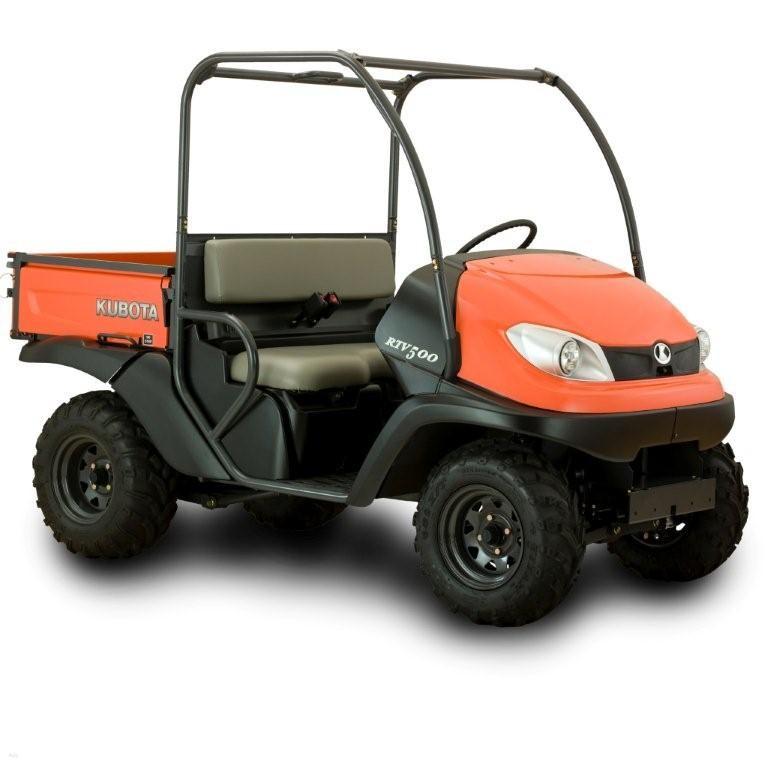 Kubota RTV500-H 15.8HP Utility Vehicle