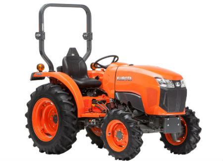 Kubota L Series Tractor L4760HSTRC 47 HP