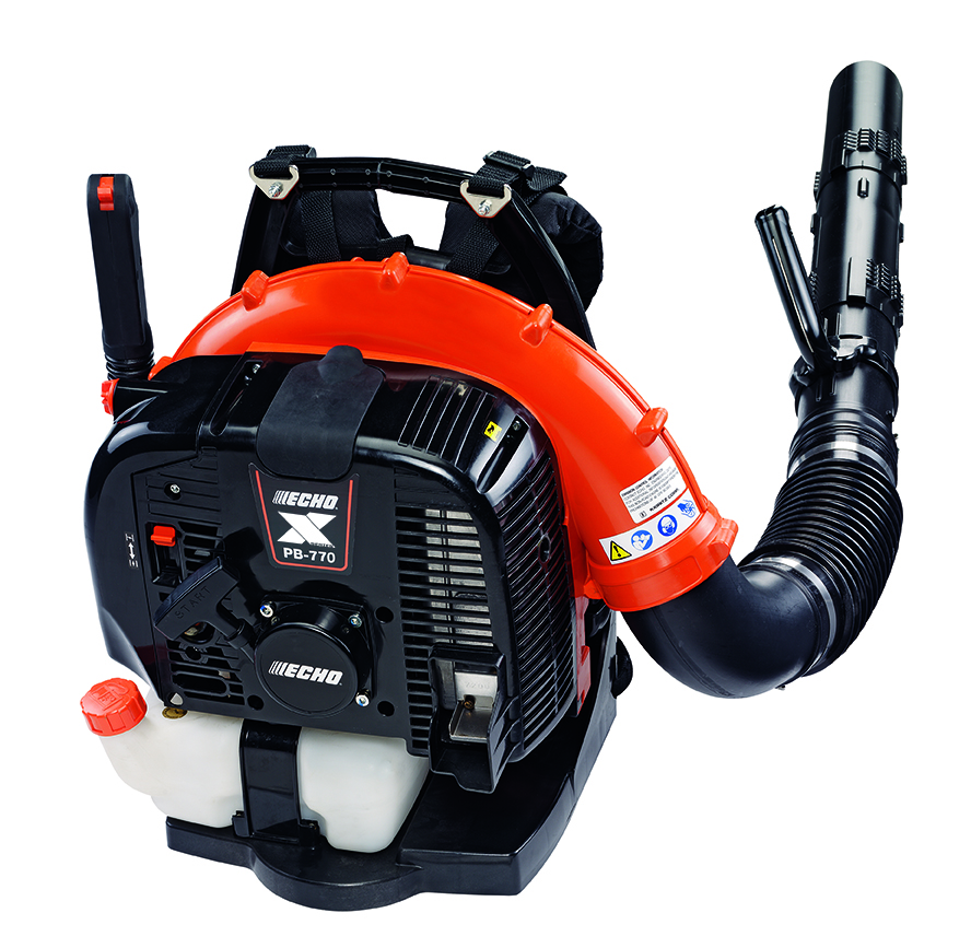 ECHO PB-770H Backpack Blower with High Power Hip-Mounted Throttle
