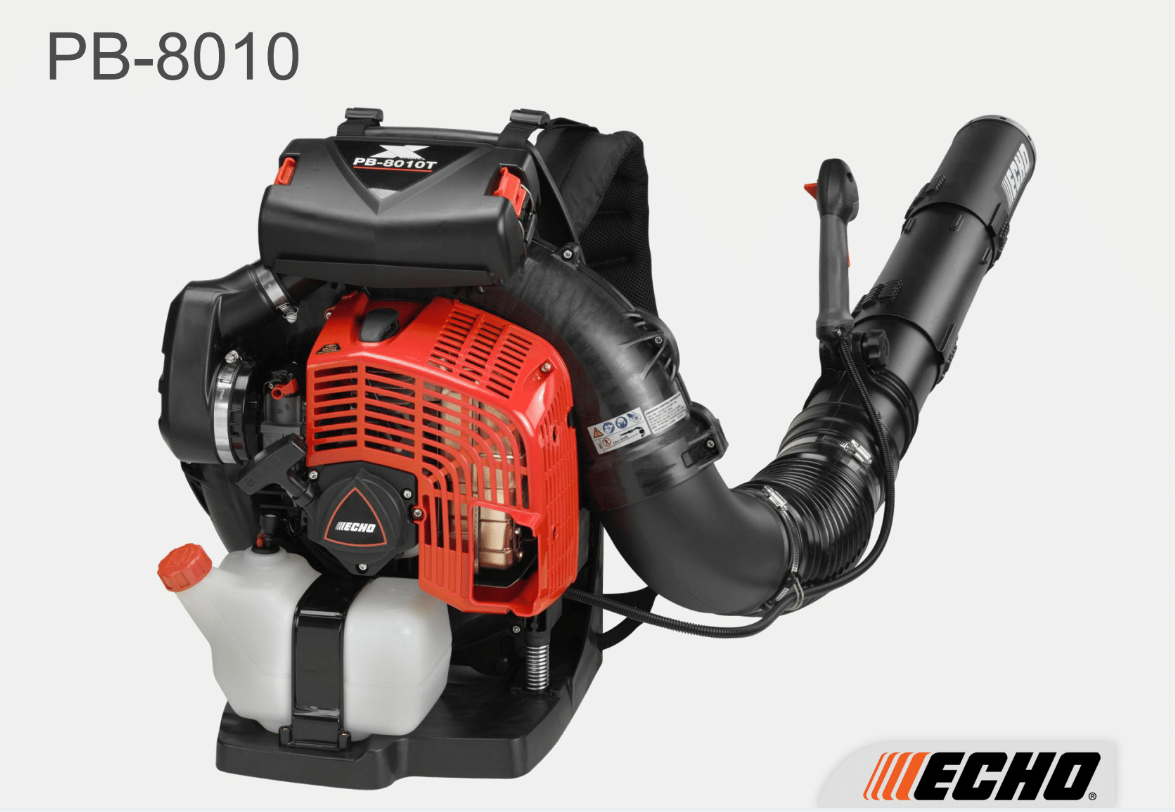 Echo PB-8010T Tube-Mounted Throttle 79.9cc Backpack Blower