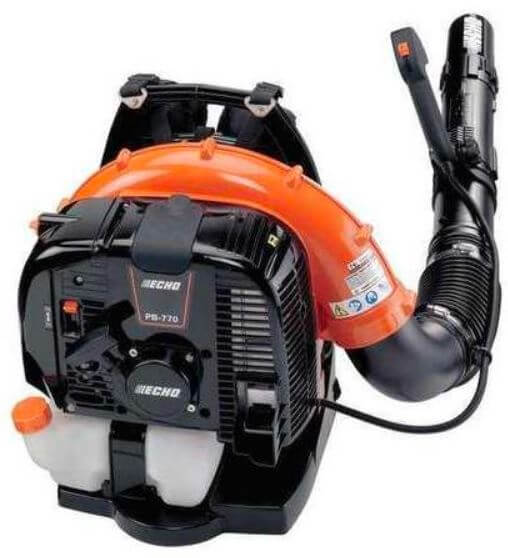 Echo PB-770T Backpack Blower with High Power Tube-Mounted Throttle