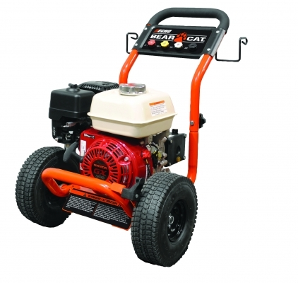 BearCat PW3000 Gas-Powered Pressure Washer 196cc