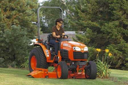 Kubota RC72-27B B Series Mower