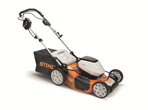 STIHL RMA 510 V Mower Self Propelled and Battery Powered