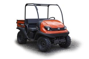 Kubota RTV400Ci 16HP Utility Vehicle