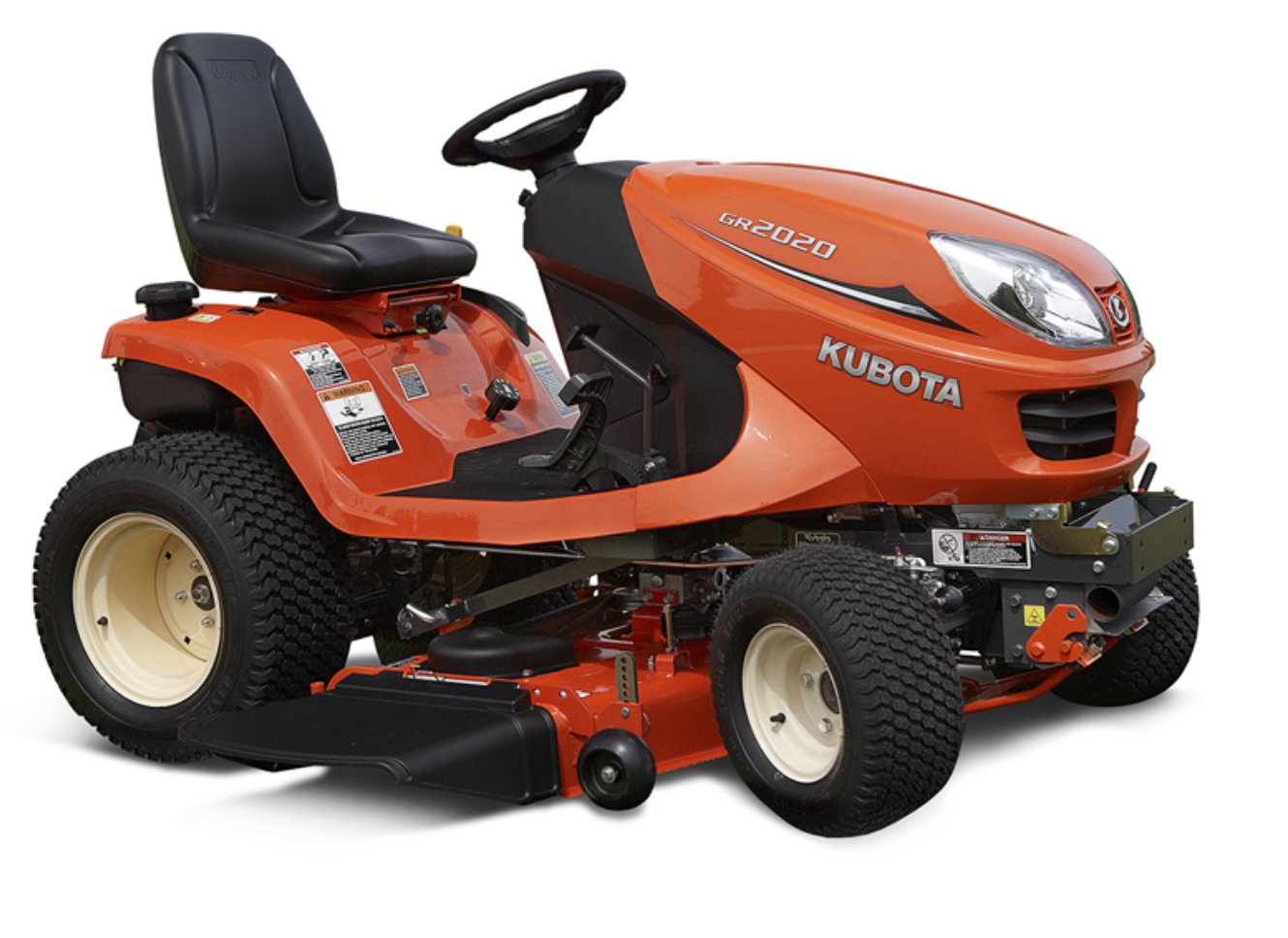 Kubota 20HP Gas GR2020 Lawn and Garden Tractor