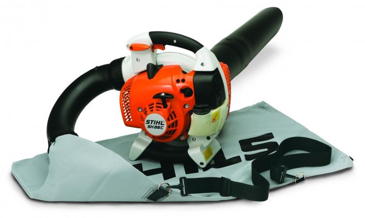 STIHL SH 86 C-E Hand-held Shredder Vacuum with Easy to Start