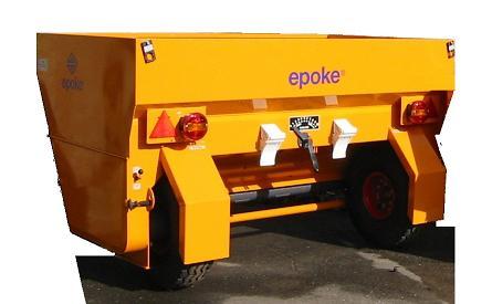 SKE 15 Road Speed Related Towed Epoke Spreader