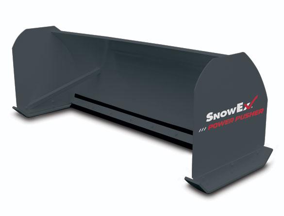 SnowEx TX77880 8' Skid Steer Pusher