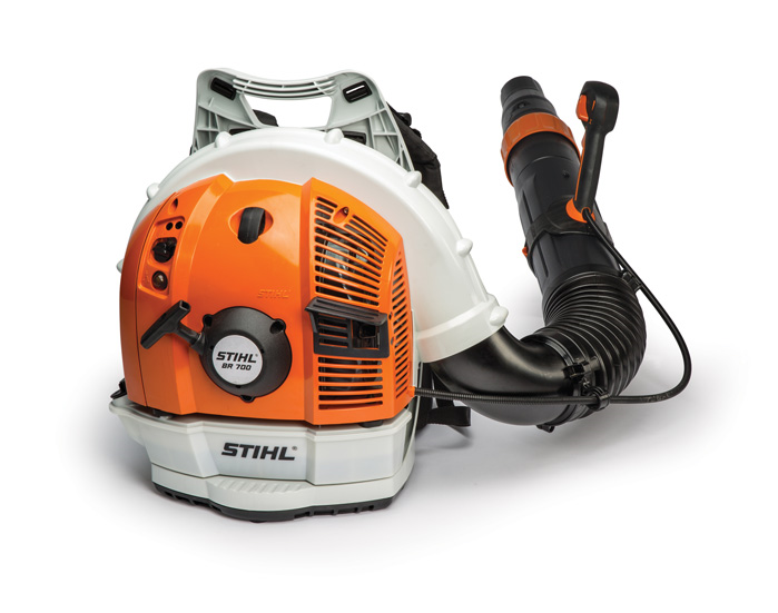 STIHL BR 700 Backpack Blower with Low Emission Technology