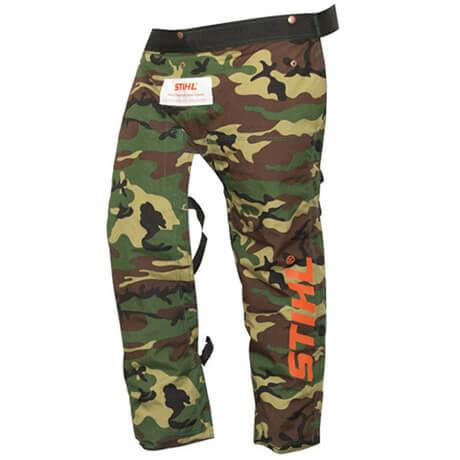 STIHL Standard 2600 Camouflage Chaps