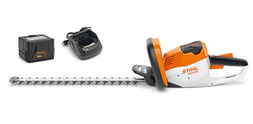 STIHL HSA 56 S Lithium-Ion Battery Powered Cordless Hedge Trimmer
