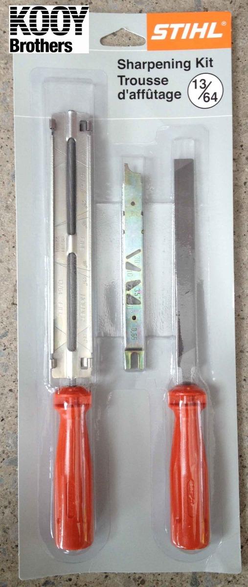 STIHL Sharpening Kit 13/64