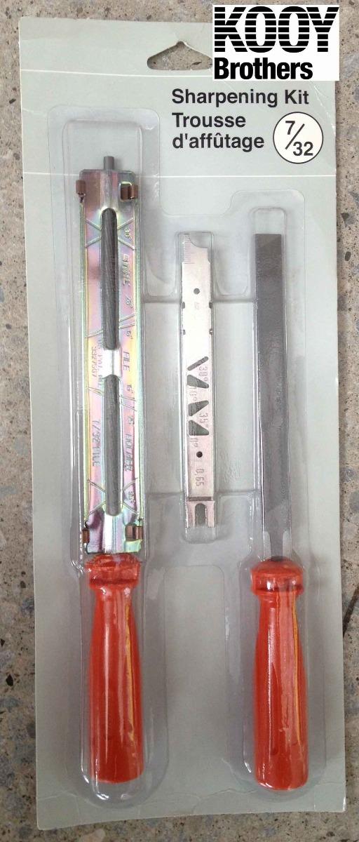 STIHL Sharpening Kit 7/32