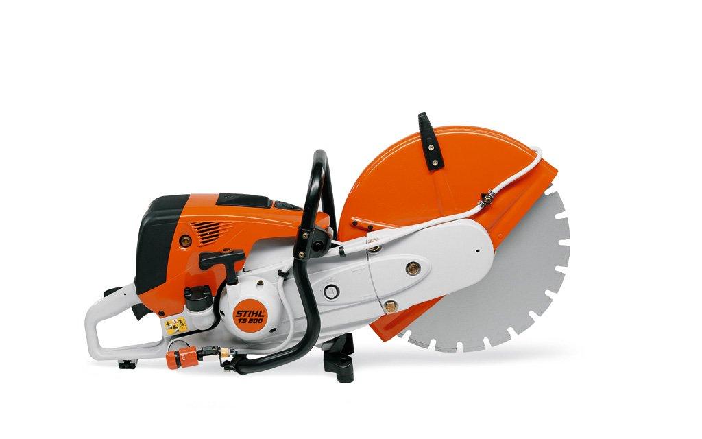 """STIHL Cut-off Saw TS 800 with 16"""" wheel"""