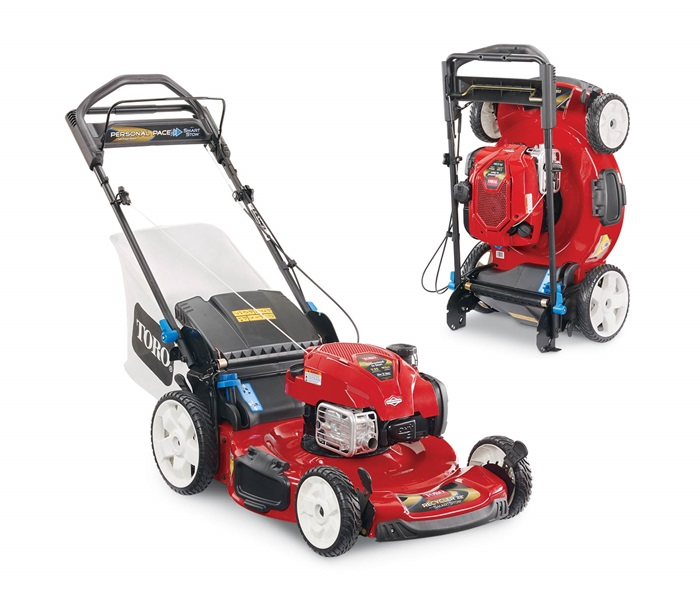 Toro 20340 Recycler Mower with Self-Propel Personal Pace and SmartStow