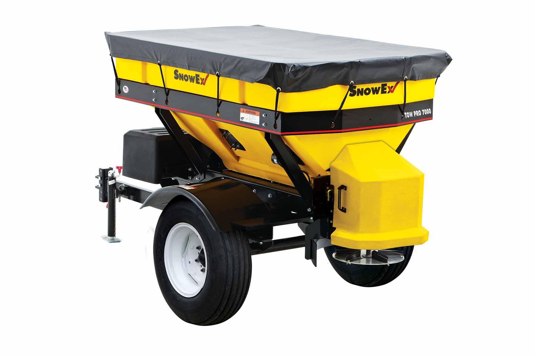 SnowEx Tow-Pro 1.40 cu. yd. SnowEx Spreader SP-7000