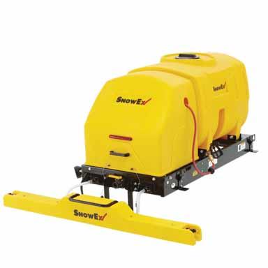 SnowEx 200 Gallon AccuSpray In-Bed De-Icing Sprayer VSS-2000