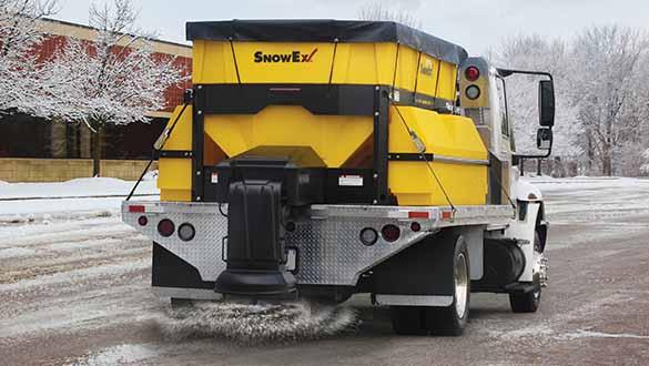 SnowEx V-Maxx Hydraulic Spreader VX-4210