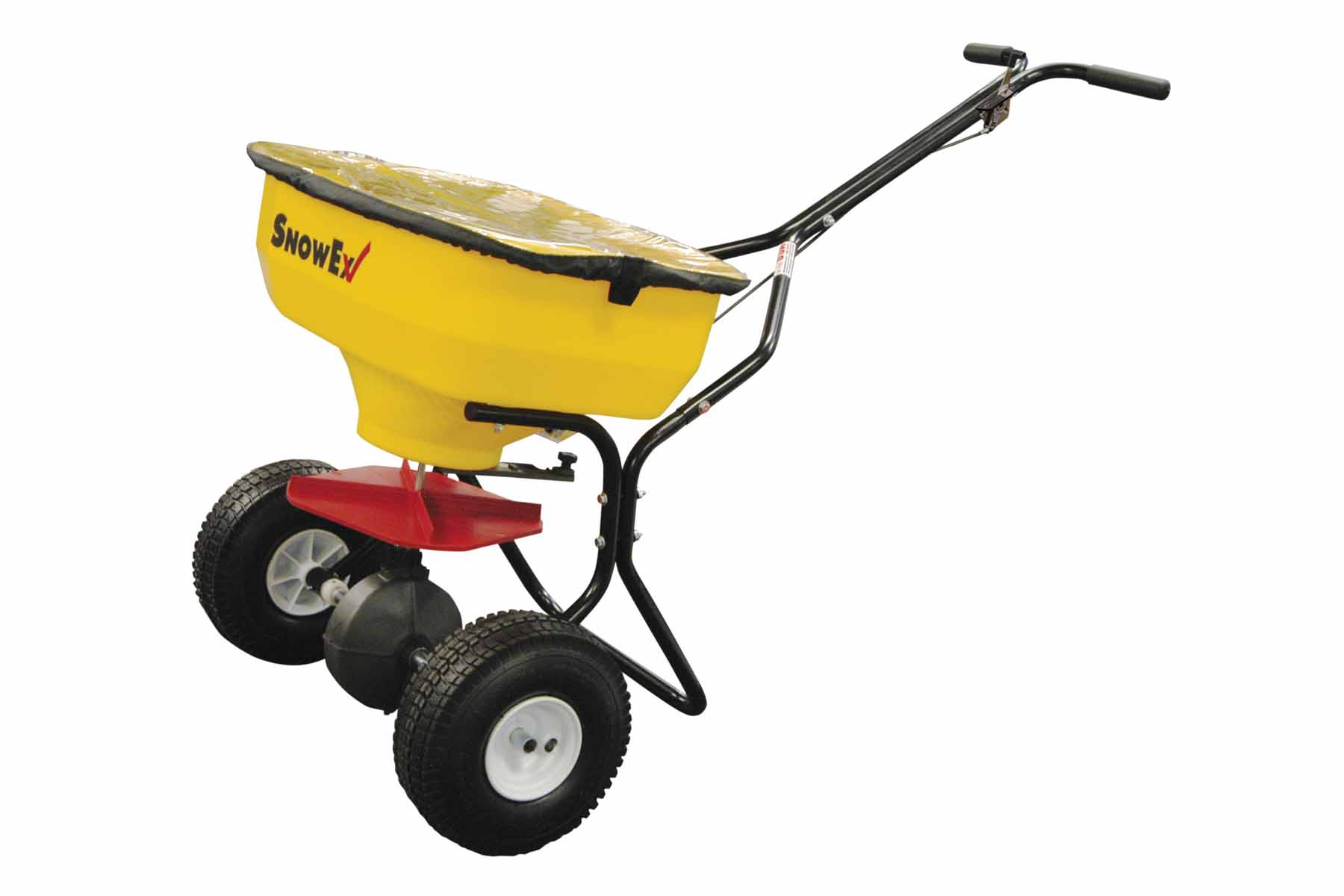 SnowEx 100 lbs Capacity Walk-behind Spreader SP-65