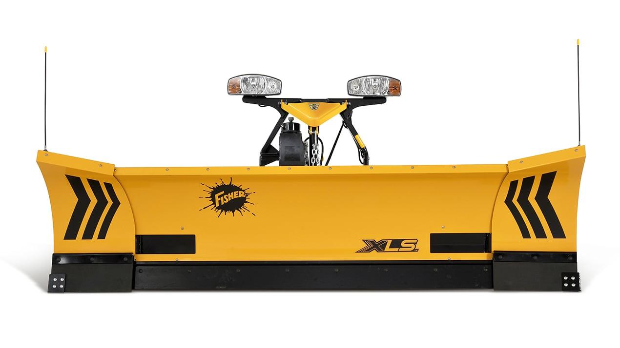 Fisher 8'-10' XLS Expandable Length Plow