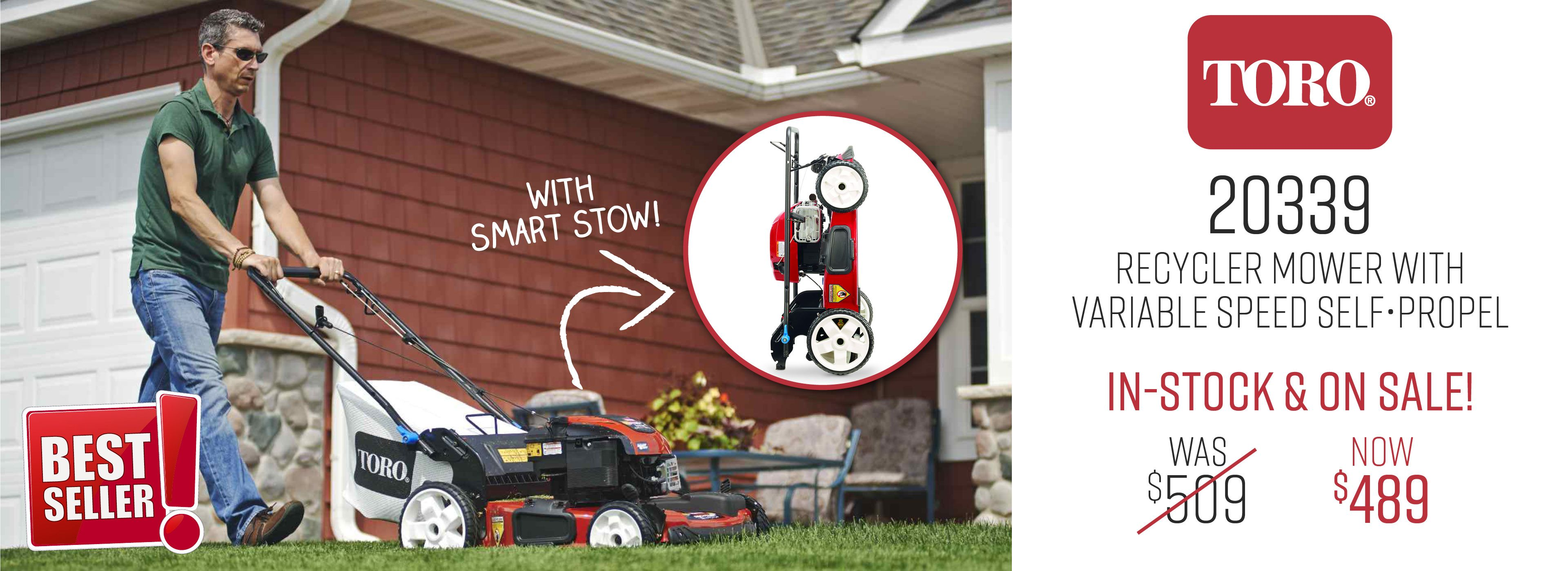 Toro 20339 Lawnmower