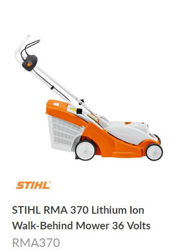 STIHL Battery Mower
