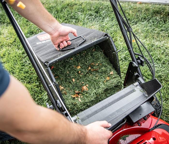 Toro Lawnmower Super Bagger