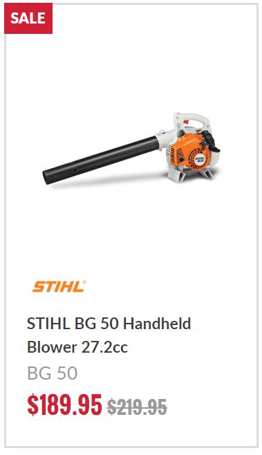 STIHL BG 50